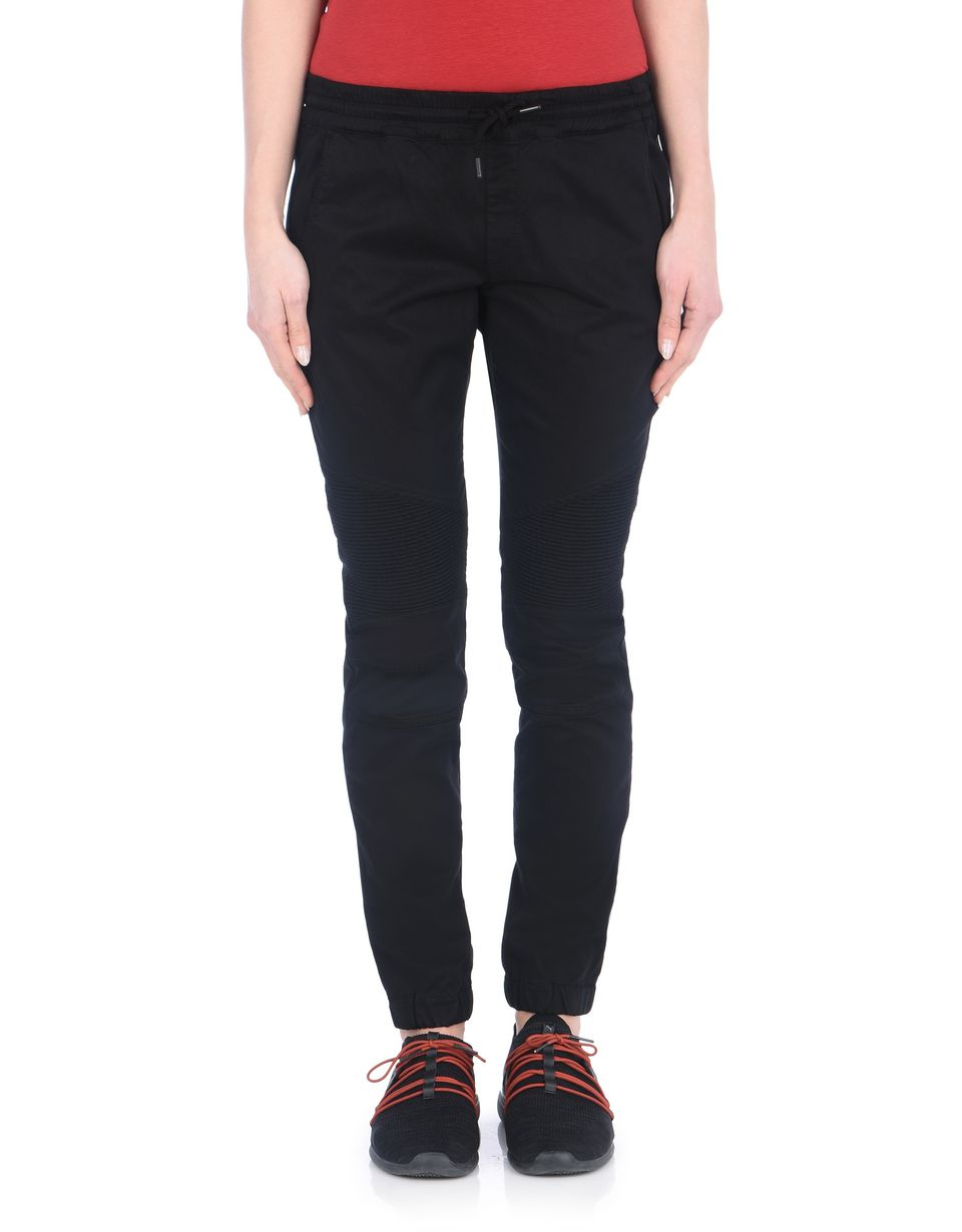 Scuderia Ferrari Online Store - Cycling pants with drawstring waist - Chinos