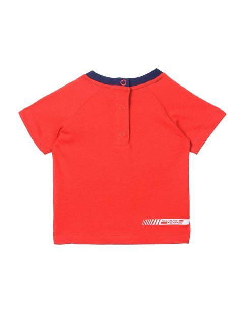 Baby boy Formula 1 T-shirt in cotton jersey