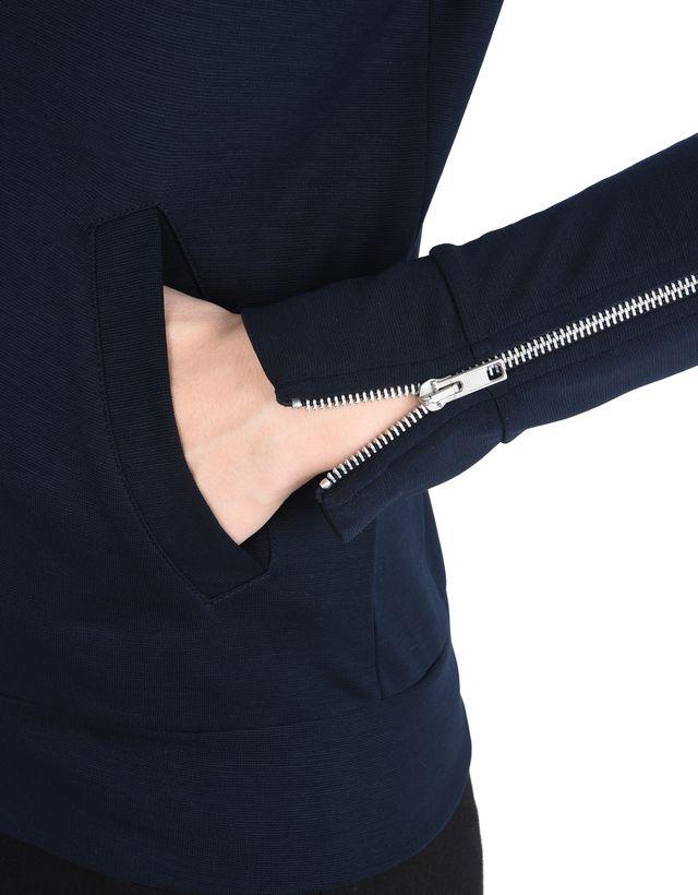 Scuderia Ferrari Online Store - 女士平纹针织拉链毛衣 - 拉链套衫