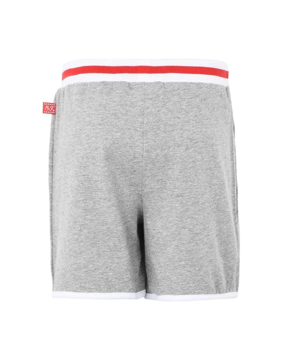 Scuderia Ferrari Online Store - Skort for girls in stretch cotton - Shorts