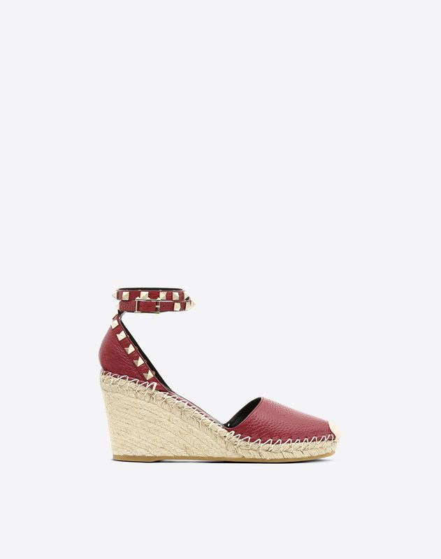 Rockstud Double Wedge