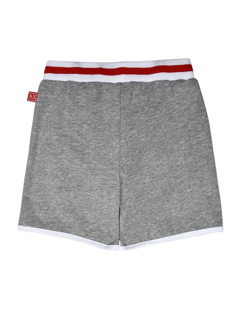 Skort for girls in stretch cotton