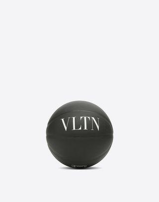 VALENTINO UOMO VLTN basketball Black GOMMA 46563930LN