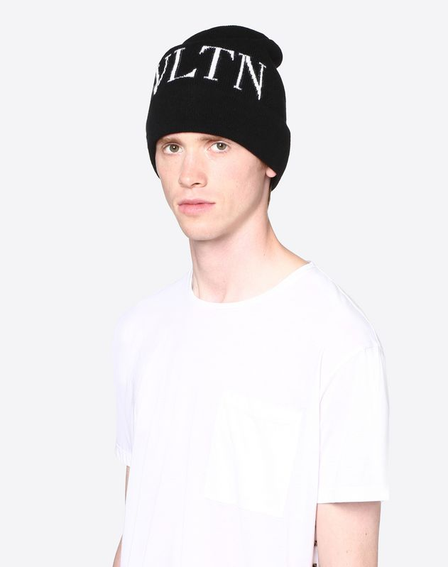 VLTN knitted hat