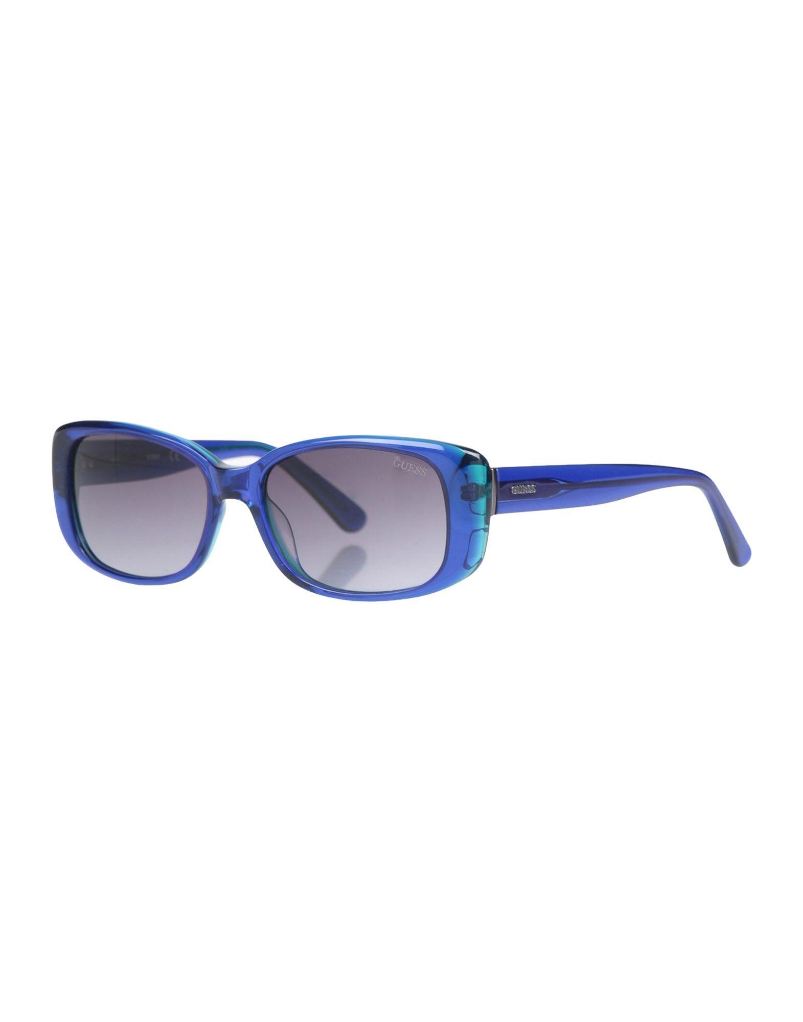 GUESS Солнечные очки бусы из янтаря солнечные дни