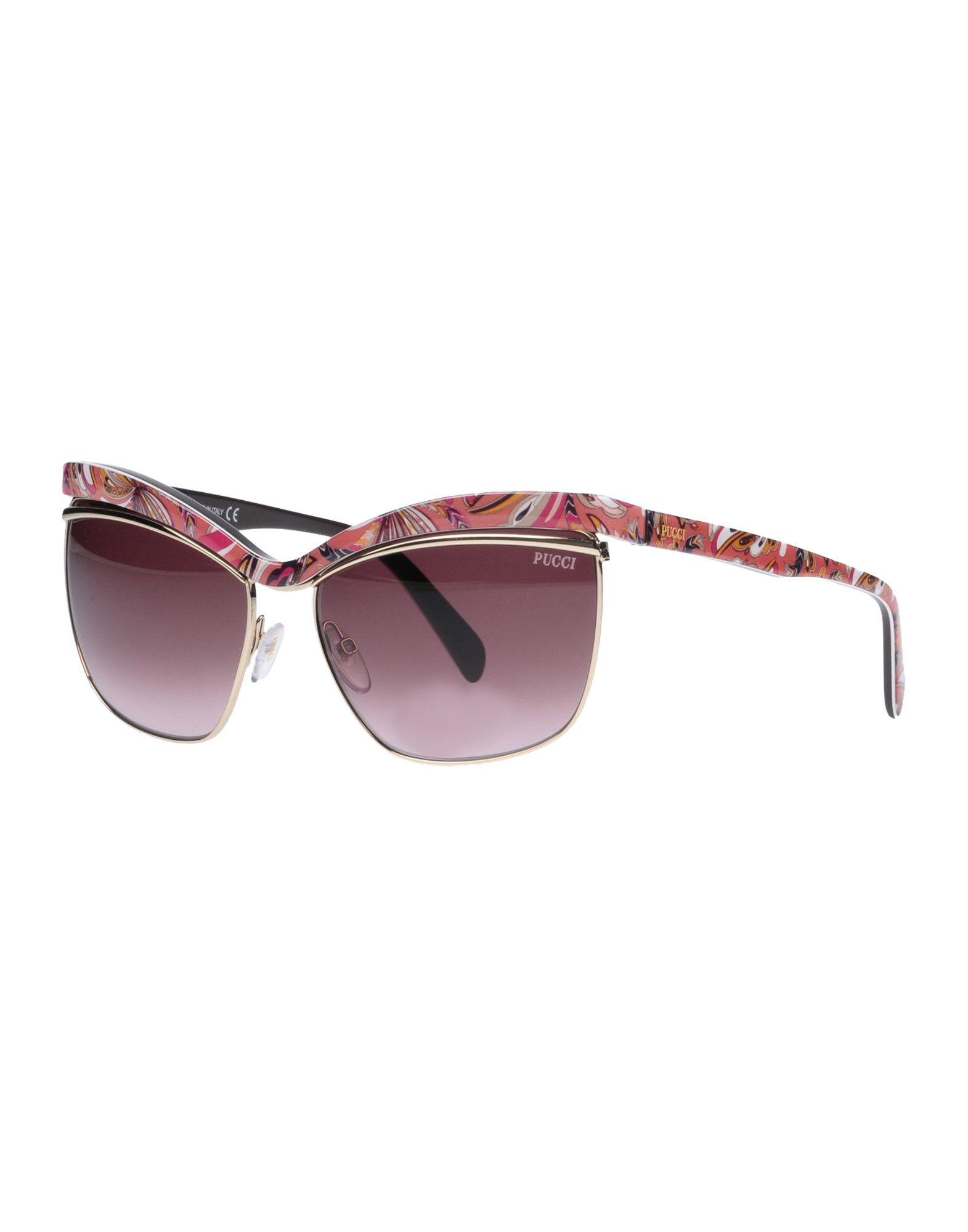 EMILIO PUCCI Солнечные очки