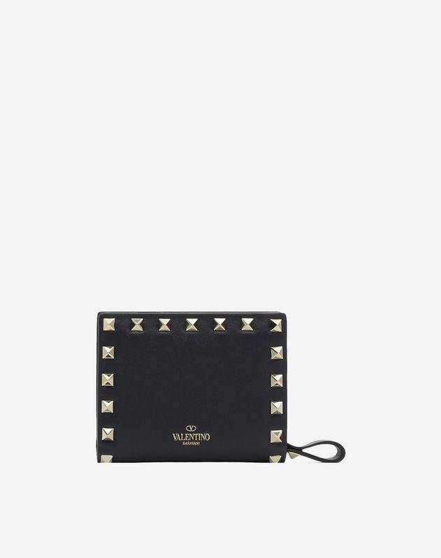 Kompakte Brieftasche Rockstud