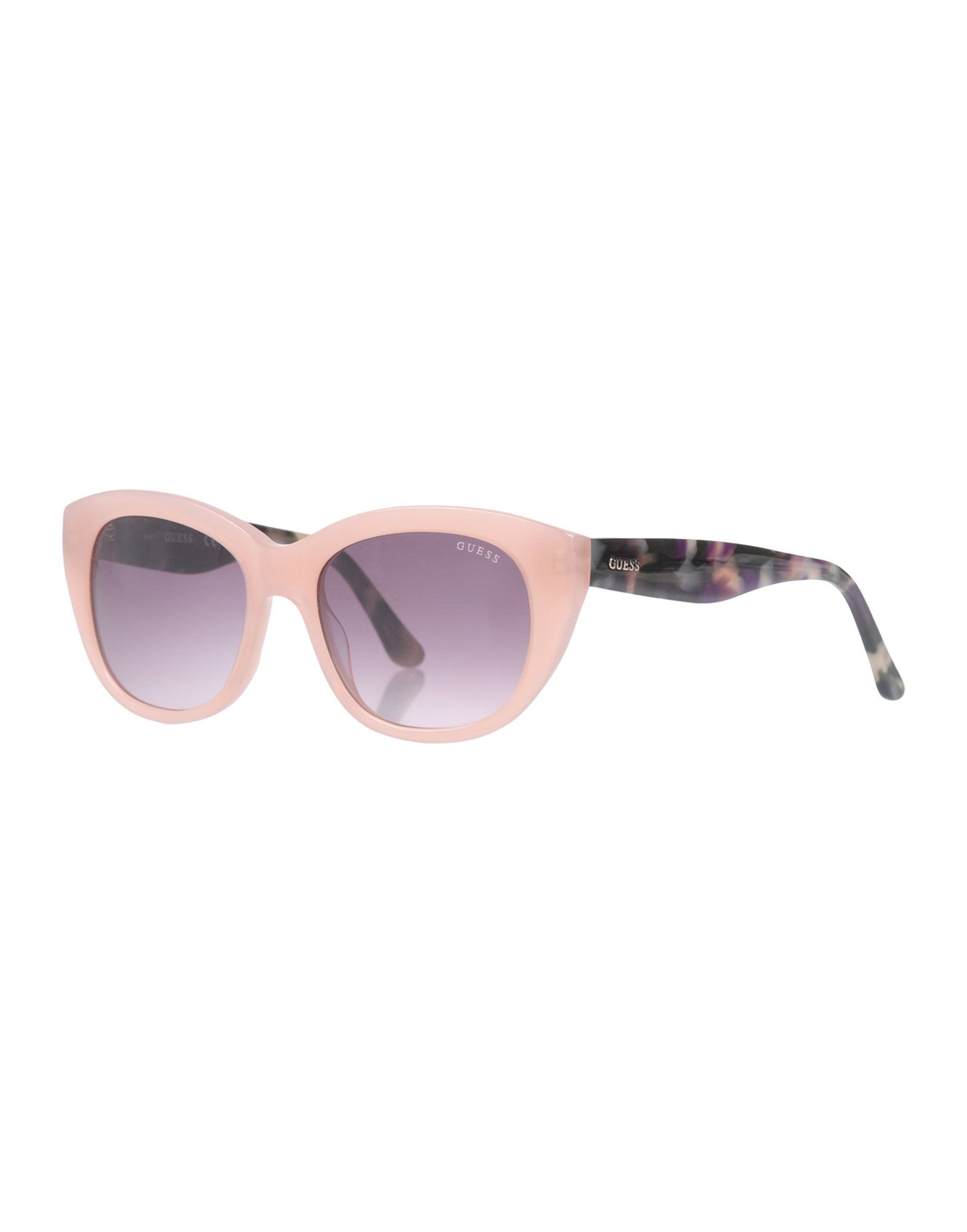 GUESS Солнечные очки бусы из янтаря солнечные ежики