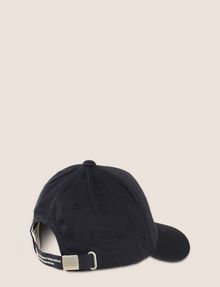 ARMANI EXCHANGE VINTAGE LOGO HAT Hat Man r