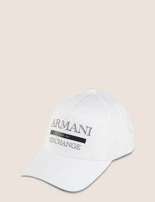 ARMANI EXCHANGE VINTAGE LOGO HAT Hat [*** pickupInStoreShippingNotGuaranteed_info ***] f