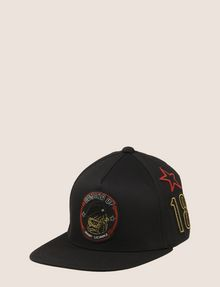 ARMANI EXCHANGE BULLDOG PATCH HAT Hat Man f