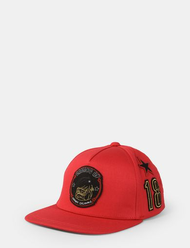 BULLDOG PATCH HAT