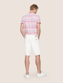 ARMANI EXCHANGE DESTROYED AND REPAIRED SHORTS Shorts Man e