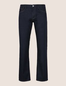 ARMANI EXCHANGE CLASSIC SLIM-FIT DARK INDIGO JEANS Slim fit JEANS Man r