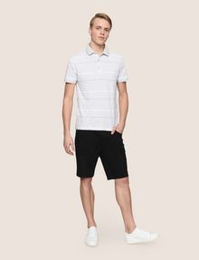 ARMANI EXCHANGE DESTROYED AND REPAIRED SHORTS Shorts Man d