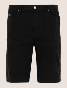 ARMANI EXCHANGE DESTROYED AND REPAIRED SHORTS Shorts Man r