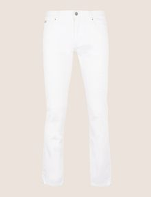 ARMANI EXCHANGE SLIM-FIT DESTROYED AND REPAIRED JEANS Slim fit JEANS Man r
