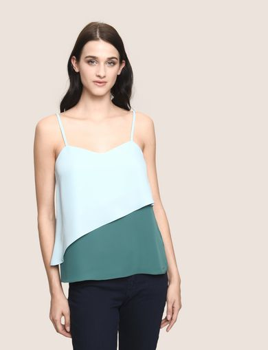 Women's Double Up - Shimmer Top cheap sale largest supplier 8qOibiH