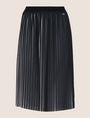ARMANI EXCHANGE BICOLOR PLEAT MIDI SKIRT Midi Skirt Woman r
