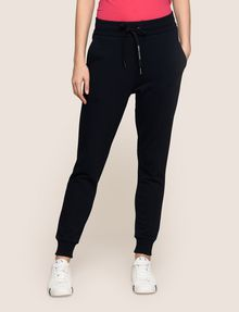ARMANI EXCHANGE PUFF LOGO SWEATPANTS Pant Woman f