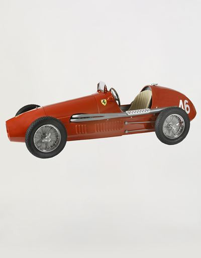 Reproduction Ferrari 500 F2 à l'échelle 1/1,8
