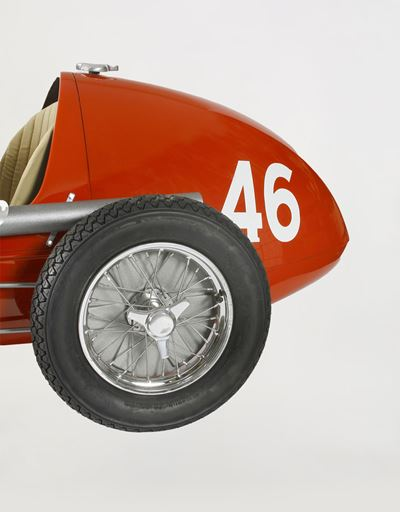 Ferrari 500 F2 1:1.8 scale replica