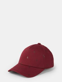 ARMANI EXCHANGE SCATTERED LOGO HAT Hat Man f