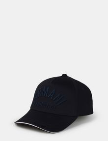 ARMANI EXCHANGE ARC EMBROIDERY LOGO HAT Hat Man f