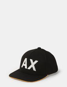 ARMANI EXCHANGE MESH REFLECTIVE LOGO HAT Hat Man f