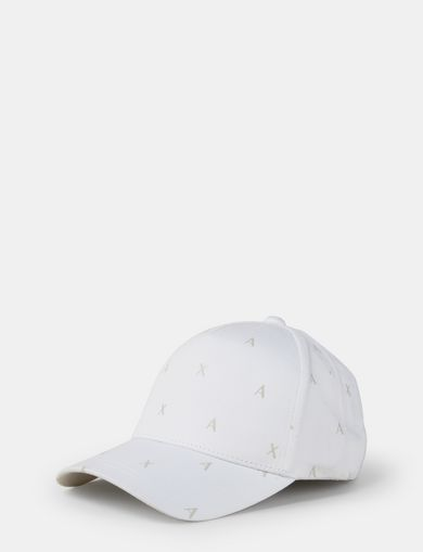 SCATTERED LOGO HAT
