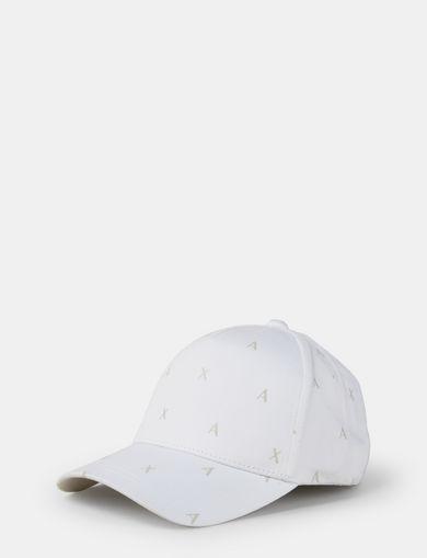 SCATTERED LOGO HAT