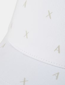 ARMANI EXCHANGE SCATTERED LOGO HAT Hat Man d