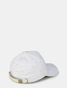 ARMANI EXCHANGE SCATTERED LOGO HAT Hat Man r