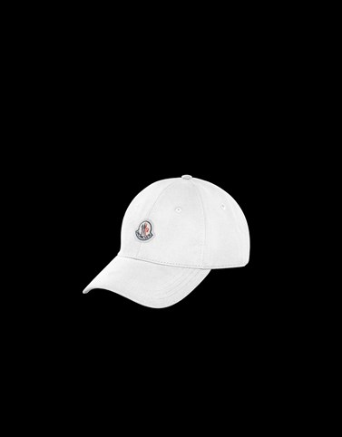 BASEBALL HAT White Category Hats Man