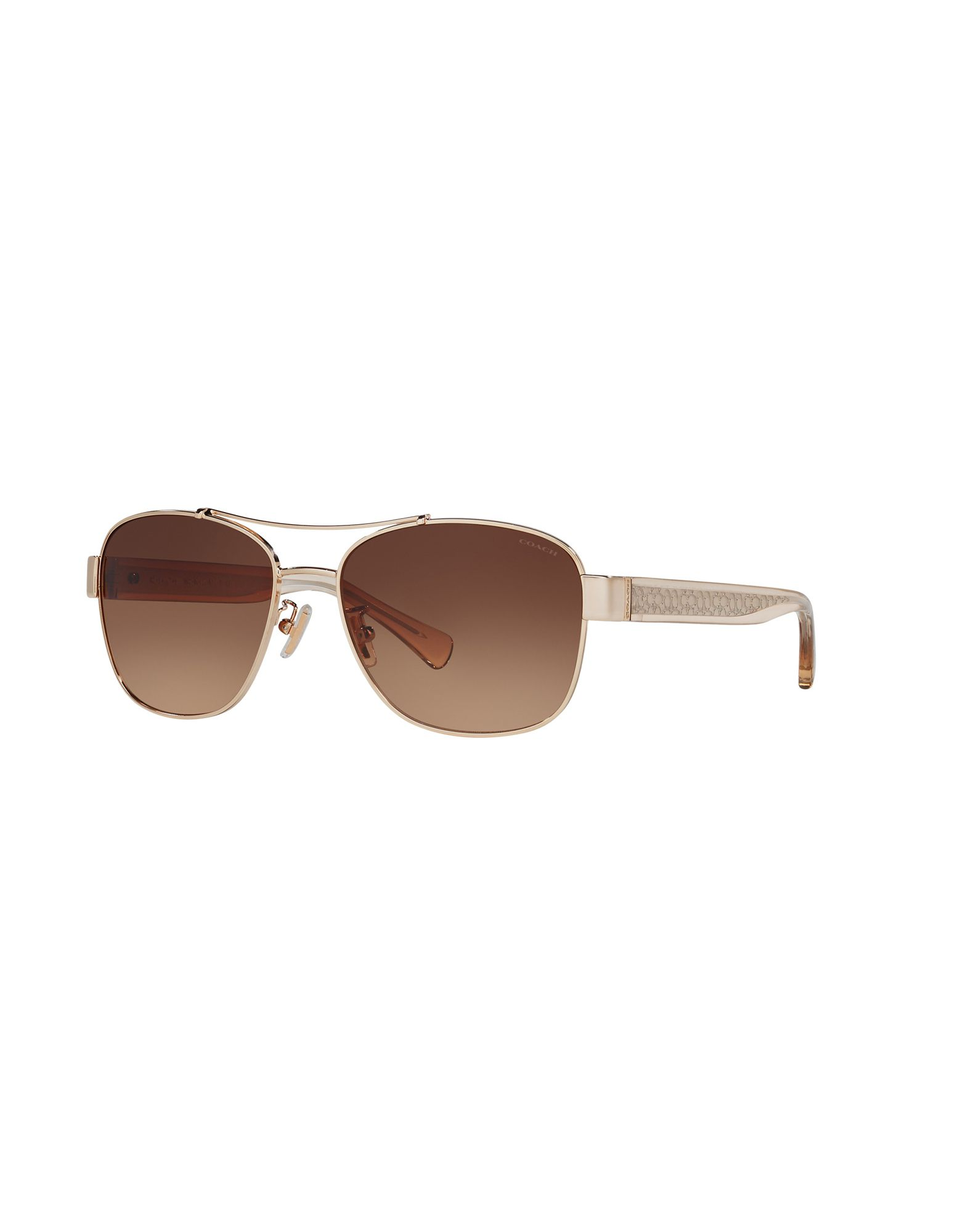 COACH Солнечные очки солцезащитные очки