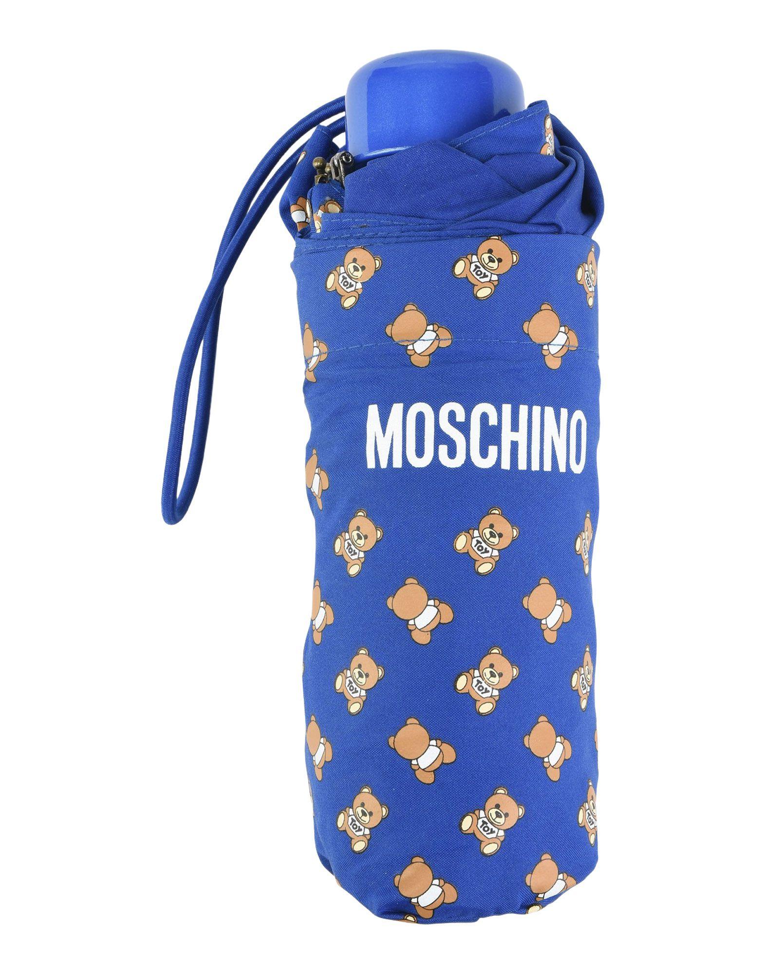 MOSCHINO Зонт зонт трость moschino moschino mo351dwyro34