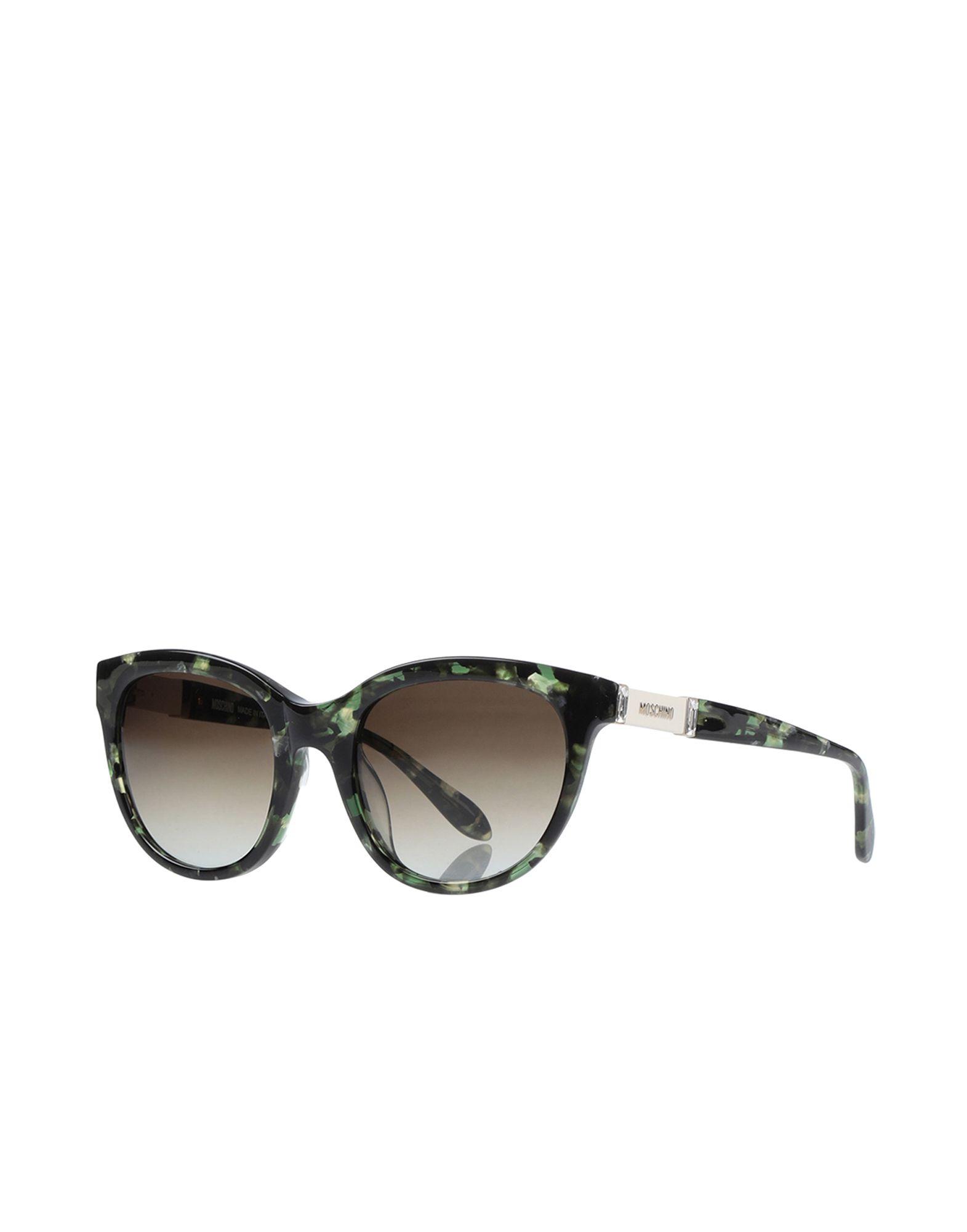MOSCHINO Солнечные очки солцезащитные очки