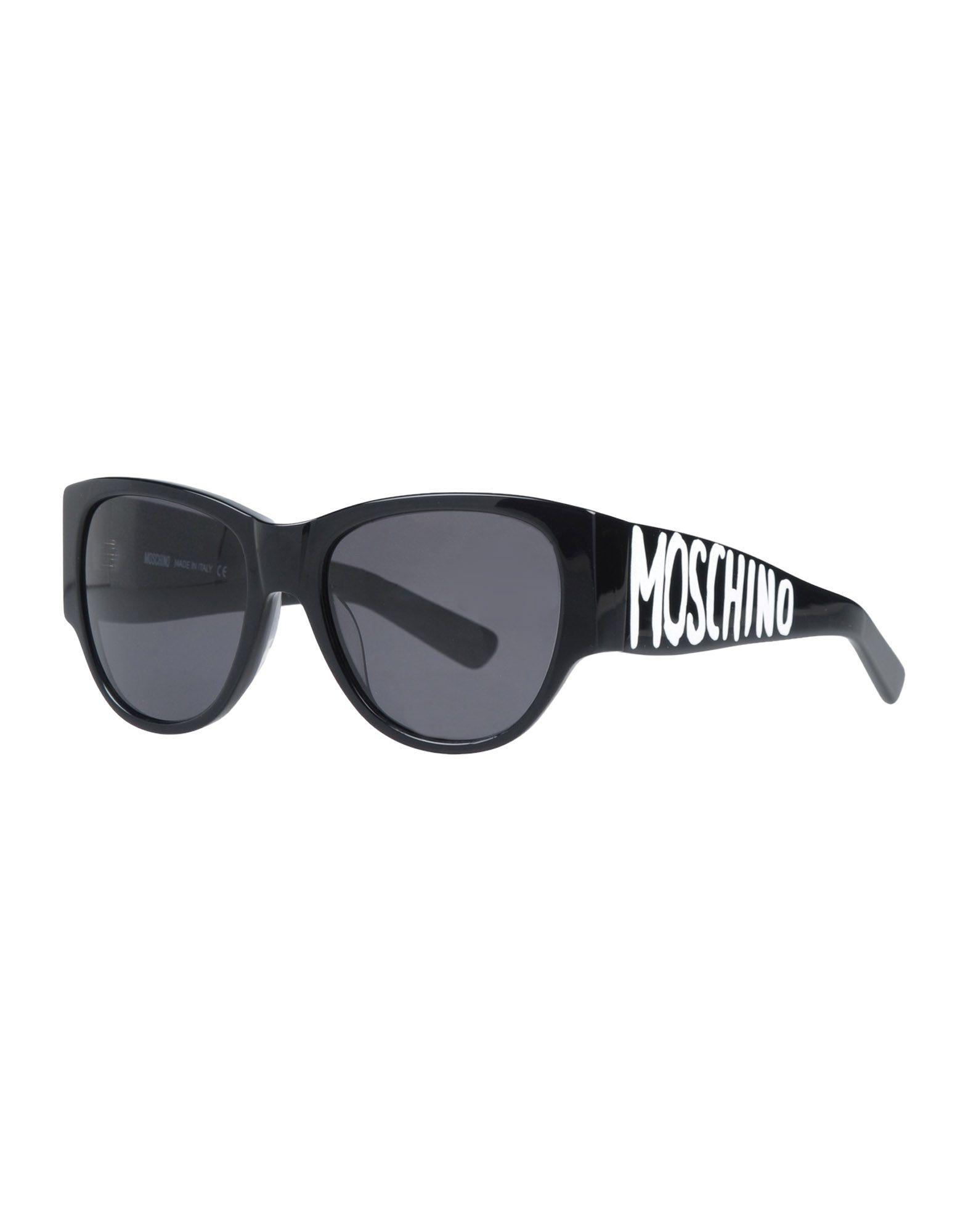 MOSCHINO Солнечные очки бусы из янтаря солнечные ежики