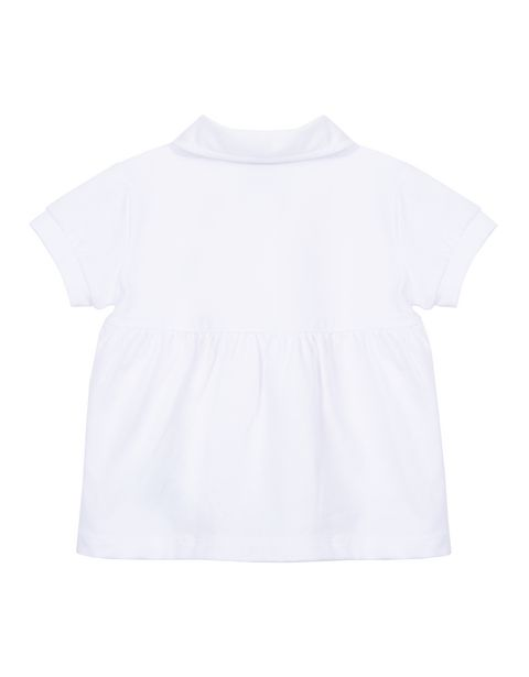 Baby short-sleeve polo shirt