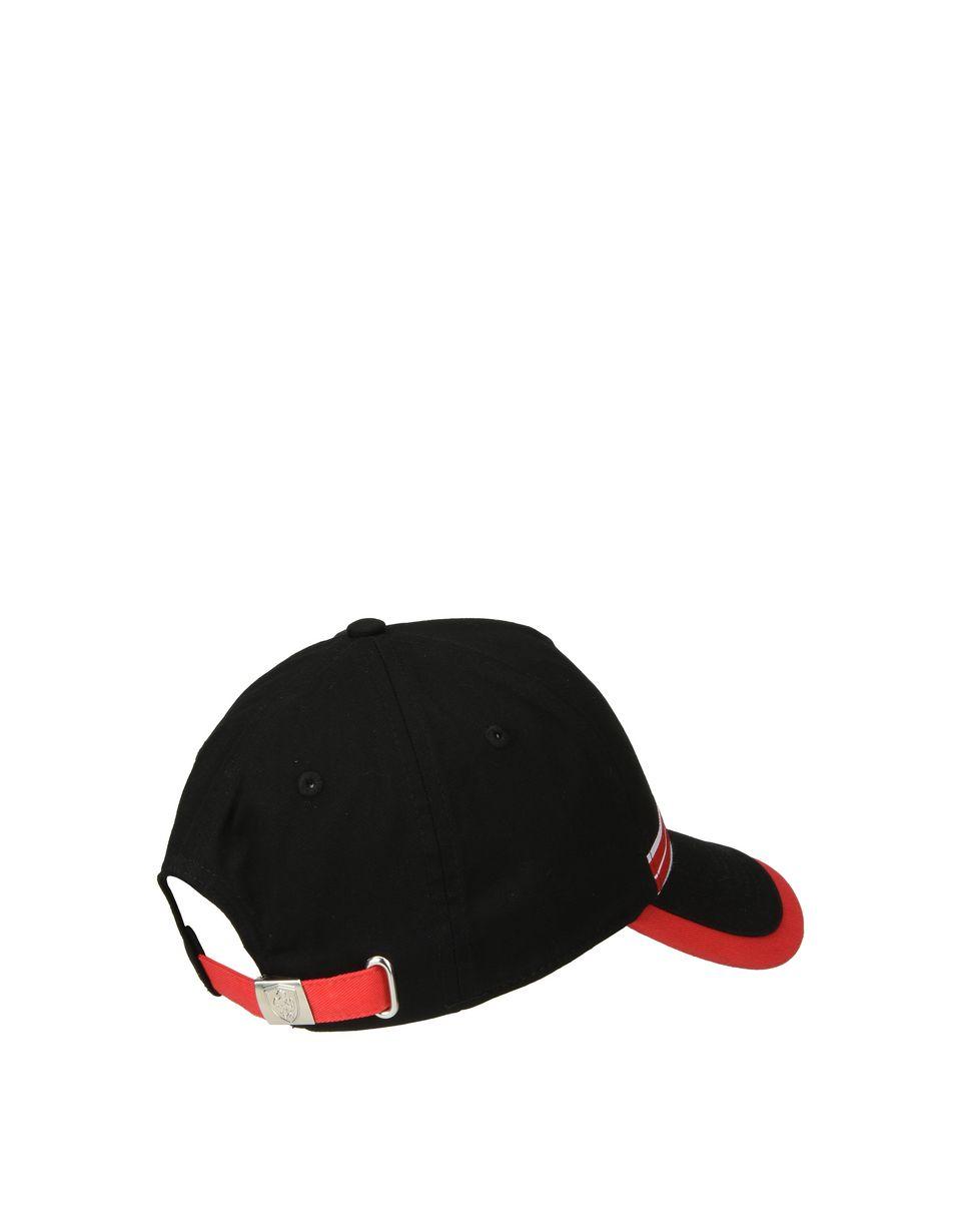 Scuderia Ferrari Online Store - Casquette Scuderia Ferrari avec Icon Tape - Casquettes de baseball