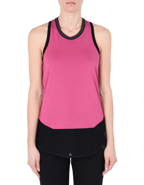Women's top in technical jersey fabric with Shield