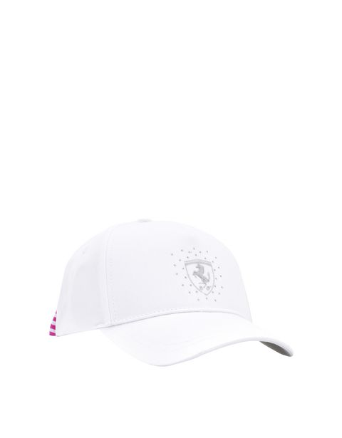 Girl's Scuderia Ferrari cap with glitter Shield
