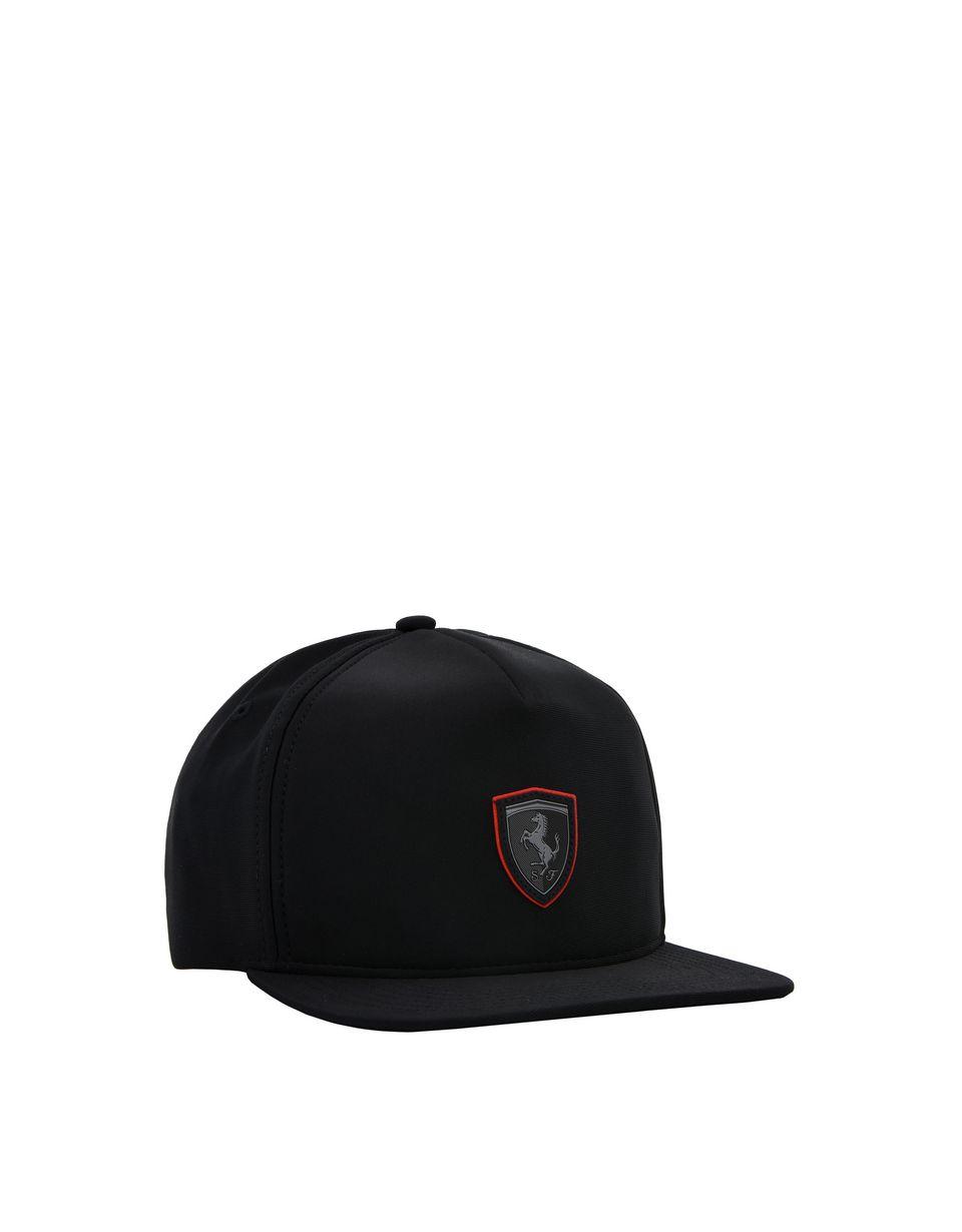 Scuderia Ferrari Online Store - Herren-Basecap aus Neopren mit flachem Schirm - Basecaps