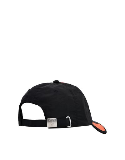 Scuderia Ferrari Online Store - Folding cap with curved visor -
