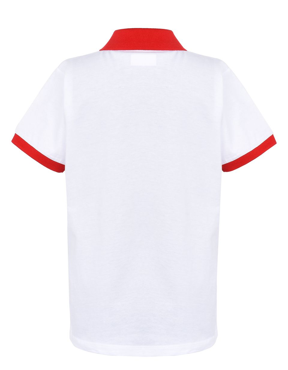 Scuderia Ferrari Online Store - Children's short-sleeve polo shirt - Short Sleeve Polos