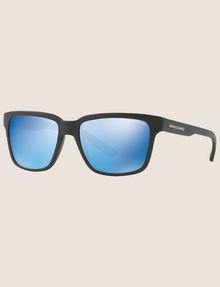 ARMANI EXCHANGE BLUE RETRO SUNGLASSES Sunglass Man e