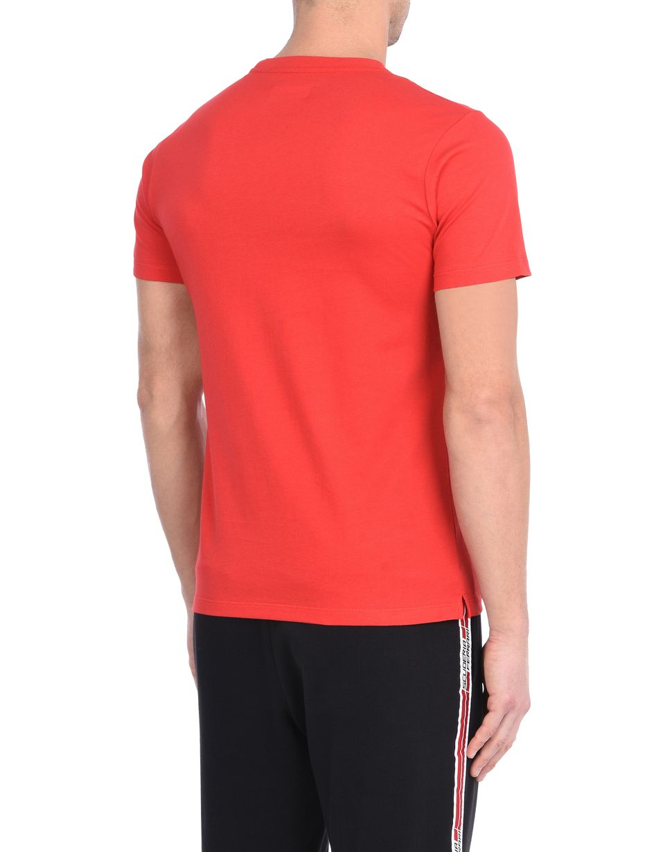 Scuderia Ferrari Online Store - T-Shirt with exclusive Scuderia Ferrari print -