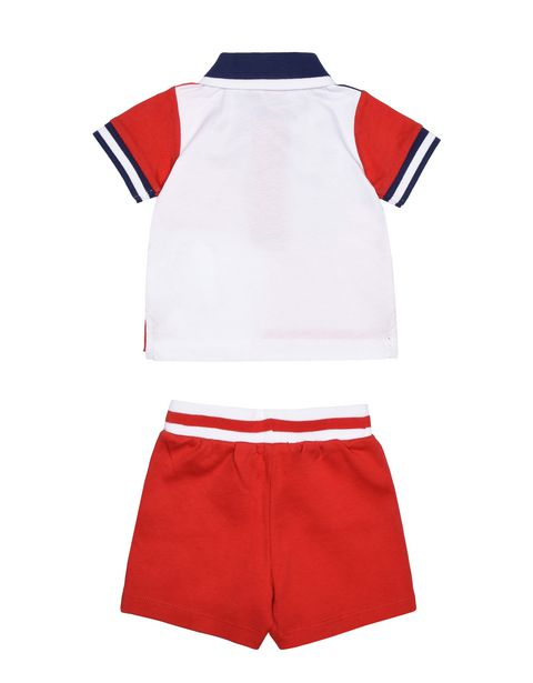 Baby suit in cotton