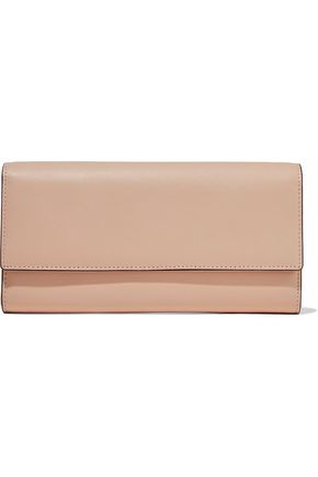 IRO Leather continental wallet