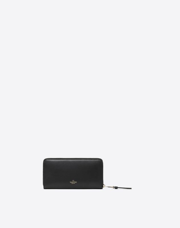V Rivet Continental Wallet